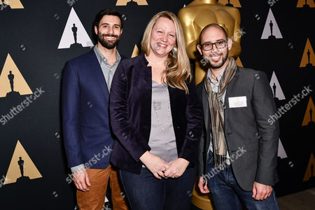 Andrew Coats, Leah Shesky and Lou Hamou-Lhadj