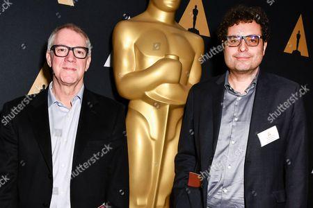 Editorial picture of Oscar Week: 'Shorts', Samuel Goldwyn Theater, Los Angeles, USA - 21 Feb 2017