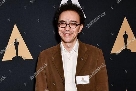 Editorial photo of Oscar Week: 'Shorts', Samuel Goldwyn Theater, Los Angeles, USA - 21 Feb 2017