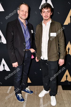Editorial image of Oscar Week: 'Shorts', Samuel Goldwyn Theater, Los Angeles, USA - 21 Feb 2017