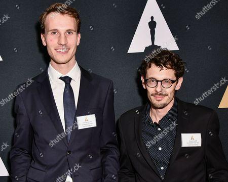 Timo von Gunten and Giacun Caduff