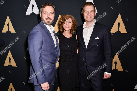 Stock Image of Patrick Osborne, Karen Dufilho-Rosen and David Eisenmann