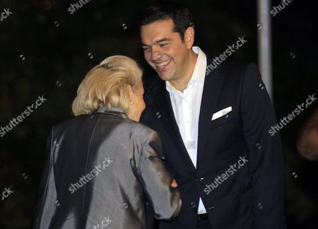 Editorial picture of Syriza Leader Alexis Tsipras Forms a New Government - Sep 2015