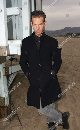 Sean Brosnan at Westward Beach
