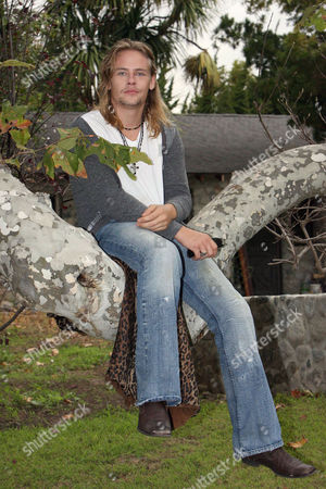 Brawley Nolte at father Nick Nolte's property