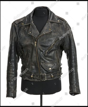 Patrick Swayze's leather jacket from Dirty Dancing is estimated at £4,790