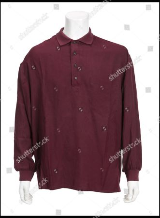 Patrick Swayze's silk shirt from Ghost is estimated at £3,193