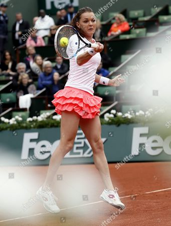 Editorial picture of France Tennis French Open 2016 Grand Slam - May 2016