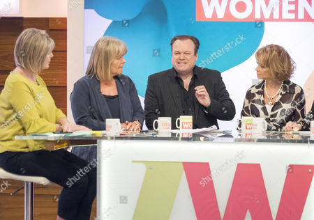 Ruth Langsford, Linda Robson, Shaun Williamson, Sue Holderness