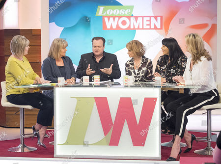Ruth Langsford, Linda Robson, Shaun Williamson, Sue Holderness, Martine McCutcheon, Penny Lancaster