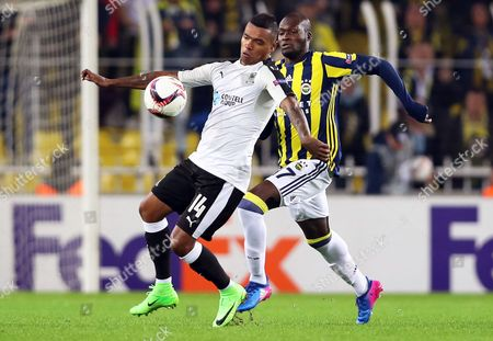 Moussa Sow and Wanderson