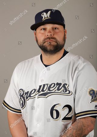 This is a 2017 photo of Joba Chamberlain. This image reflects the Milwaukee Brewers active roster as of, when the photo was taken in Phoenix