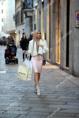 Stock Photo of Alessandra Sorcinelli