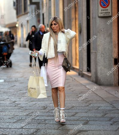 Stock Picture of Alessandra Sorcinelli