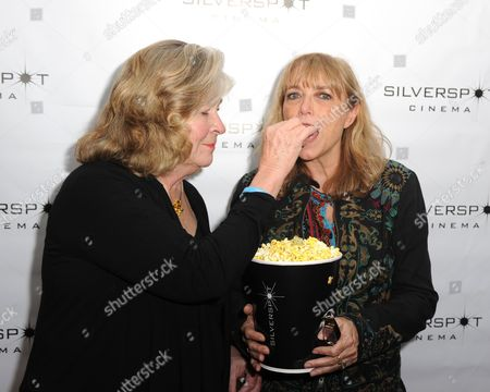 Stock Image of Joan Anderson, Karen Allen