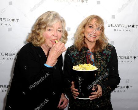 Stock Photo of Joan Anderson, Karen Allen