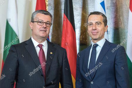 Editorial picture of Austria Migration Summit - Sep 2016