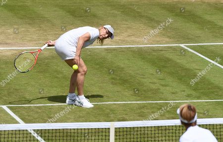 Editorial image of Britain Tennis Wimbledon 2016 Grand Slam - Jul 2016