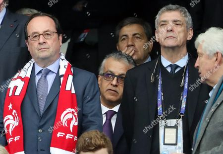 Editorial picture of France Soccer Uefa Euro 2016 - Jul 2016