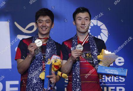 Editorial photo of Indonesia Badminton - Jun 2016