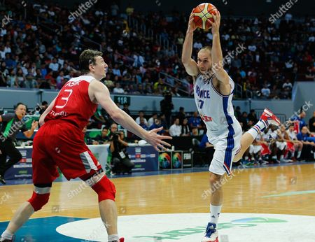 Editorial photo of Philippines Basketball Fiba Olympic Qualifying Tournament - Jul 2016