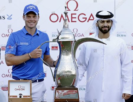 Editorial picture of Uae Golf Omega Dubai Desert Classic - Feb 2016
