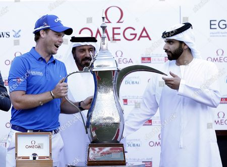 Editorial image of Uae Golf Omega Dubai Desert Classic - Feb 2016