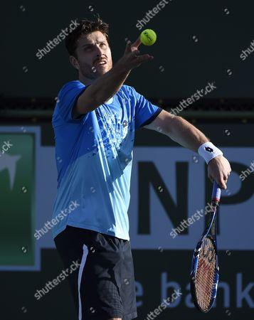 Editorial photo of Usa Tennis Bnp Paribas Open - Mar 2016