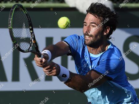 Editorial picture of Usa Tennis Bnp Paribas Open - Mar 2016