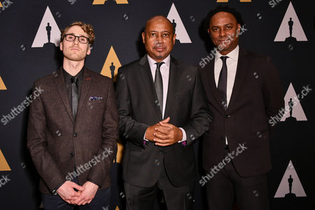 Editorial photo of AMPAS Documentary Short Subject and Documentary Feature reception, Beverly Hills, USA - 22 Feb 2017
