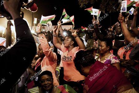 Editorial picture of Burkina Faso Elections - Dec 2015