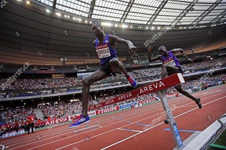 Editorial photo of France Athletics Diamond League - Jul 2015