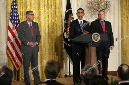 Editorial image of President Barack Obama Discusses the Economy, Washington DC, America - 28 Jan 2009