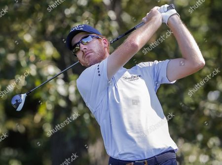 Roberto Castro of the Usa Hits From the Third Tee During the First Round For the Tour Championship Golf Tournament at the East Lake Golf Club in Atlanta Georgia Usa 22 September 2016 the Tournament is the Finale of the Fedex Cup Playoffs United States Atlanta