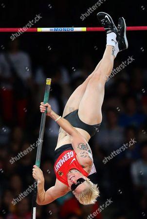 Editorial image of China Iaaf Athletics World Championships Beijing 2015 - Aug 2015