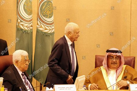 Editorial picture of Egypt Arab League Emergency Meeting - May 2016