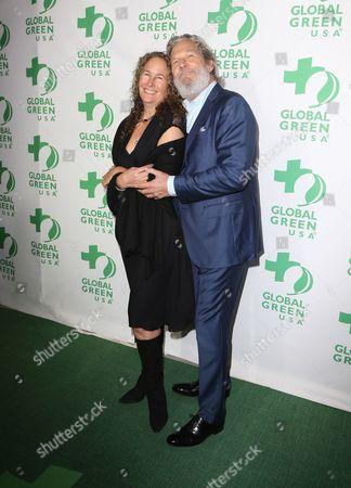 Jeff Bridges, Dianna Cohen