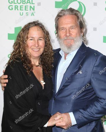 Stock Picture of Jeff Bridges, Dianna Cohen