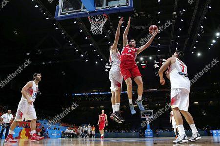 Editorial image of France Basketball Fiba Eurobasket 2015 - Sep 2015
