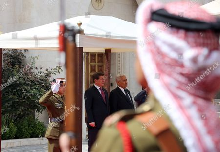 Editorial picture of Jordan Turkey Diplomacy - Mar 2016