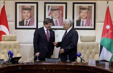 Editorial photo of Jordan Turkey Diplomacy - Mar 2016