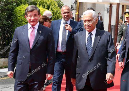 Editorial image of Jordan Turkey Diplomacy - Mar 2016