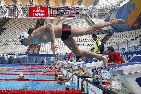 Editorial picture of Russia Swimming Fina World Championships 2015 - Jul 2015