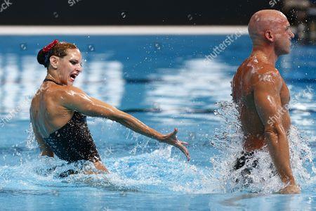 Editorial image of Russia Swimming Fina World Championships 2015 - Jul 2015