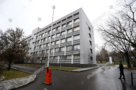 General View of a Building of the Federal State Budgetary Institution 'Federal Scientific Center of Physical Culture and Sport' Which Houses the Moscow Antidoping Centre the Laboratory Headed by Grigory Rodchenkov in Moscow Russia 11 November 2015 Accreditation of the Moscow Antidoping Centre One of 35 Laboratories Around the World Accredited by the World Anti-doping Agency (wada) to Conduct Human Doping Control Sample Analyses Has Been Suspended Following the Release of Wada Independent Commission Report on 09 November 2015 Russian Federation Moscow