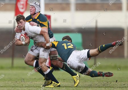 Editorial picture of South Africa Rugby Union U18 International Series - Aug 2015
