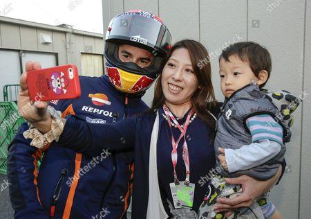 Editorial image of Japan Motogp Grand Prix - Sep 2015