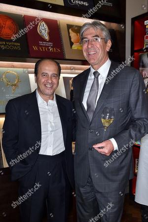 Prosper Assouline and Michael Ward
