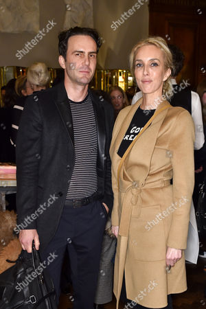 Editorial photo of 'Dior By Christian Dior' book launch, Maison Assouline, London, UK - 22 Feb 2017