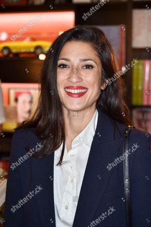 Stock Image of Fatima Bhutto